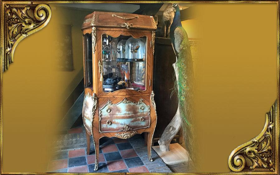 De Wonderkamer Interieur Antiek Antieke Meubels Antieke